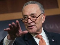 Schumer: Trump's Behavior 'Grossly Autocratic'