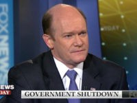 Dem Sen Coons: Negotiating with GOP Is Like Convincing Kids to Do Their Homework