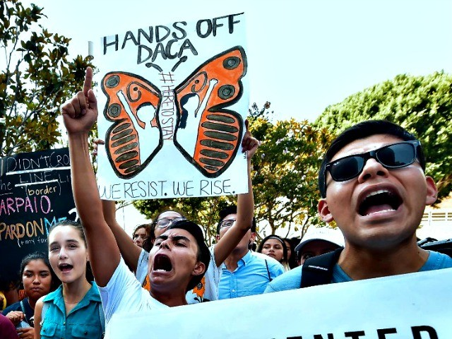Watch--Biden: DACA Illegal Aliens 'Are More American than Most Americans'