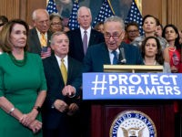 'Dreamers' Ditched by Democrats in Secret Amnesty Talks