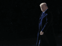President Donald Trump walks from the Oval Office as he leaves the White House in Washington, Friday, Jan. 5, 2018, enroute to Camp David, Md., to participate in congressional Republican leadership retreat. (AP Photo/Manuel Balce Ceneta)