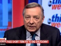 Dem Sen Durbin: GOP Doing Away With Filibuster Would Be the 'End of the Senate'