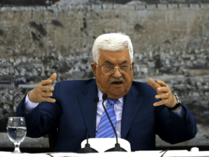 Palestinian Authority Brags It Thwarted Trump's Mideast Peace Plan