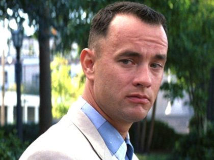 Tom Hanks in Forrest Gump (1994, Paramount Pictures)