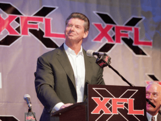 Vince McMahon's XFL Will Return In 2020