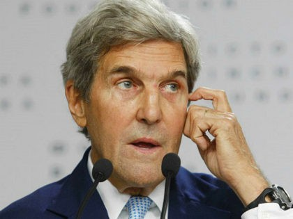 John Kerry: If Trump Bullied Ukraine — 'Deeply Disturbing Abuse of Power'