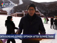 NBC's Lester Holt Duped into Spreading Fake News About North Korean Ski Resort