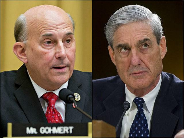 Louie Gohmert and Robert Mueller