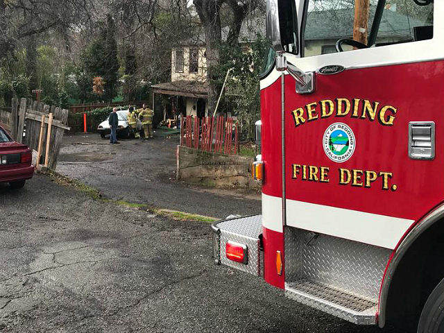 Burning spider causes apartment fire in Redding