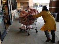 A meat delivery to 99 Ranch Market, a local supermarket, disgusted San Jose shoppers and raised questions of sanitation after the vendor was caught on camera using a Costco shopping cart to wheel unpackaged, raw meats into the store, a report says.