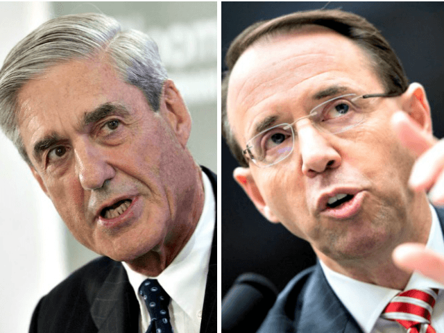Rosenstein says 12 Russian intel officers indicted in special counsel's probe
