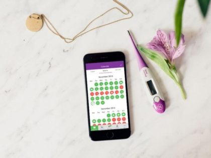 The natural cycles app, an EU-certified birth control method