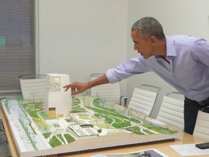Obama Presidential Center
