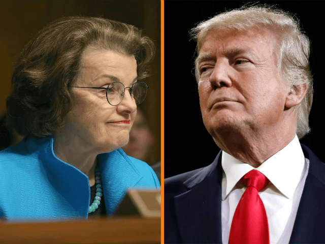 Trump Called Dianne Feinstein 'Sneaky.' Is That A Dogwhistle?