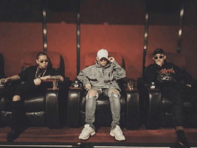 "China promotes ""patriotic hip-hop"""