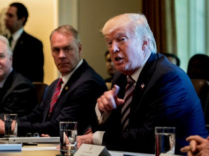Ryan Zinke Hits Back at Claims of Tension with Trump, Calls Him 'Best Boss I've Ever Worked For'