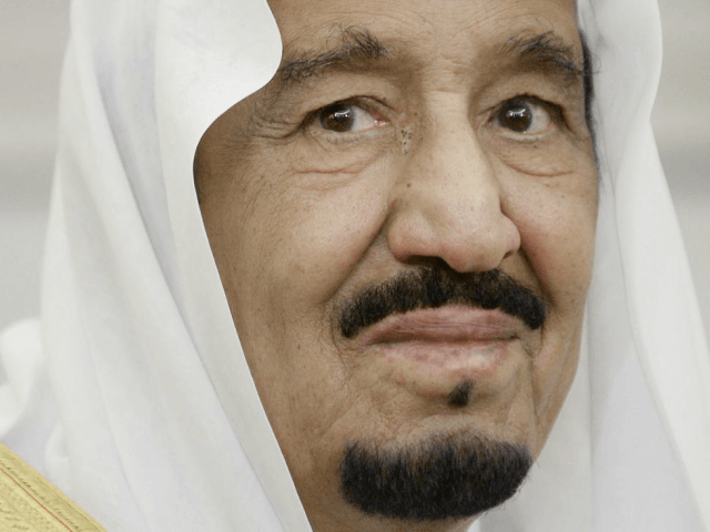 King Salman of Saudi Arabia on Saturday ordered extra pay for Saudi government workers and soldiers after the implementation of value-added taxation. Pool photo by Olivier Douliery/UPI