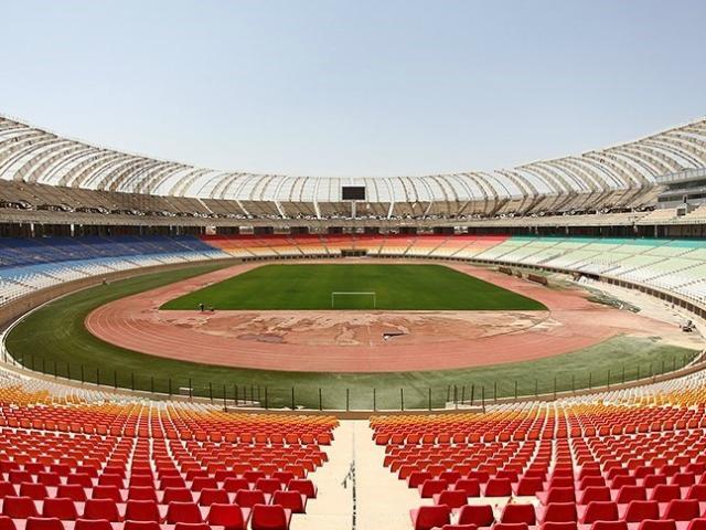 Iran's Naghsh-e Jahan stadium