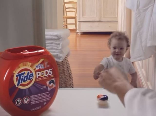 YouTube is deleting videos from the Tide Pod Challenge which encourage teens to eat laundry detergent