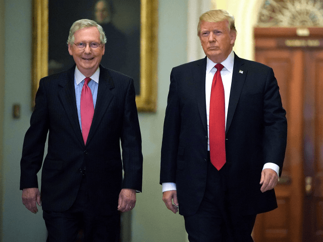 Trump Defies McConnell with SCOTUS Pick