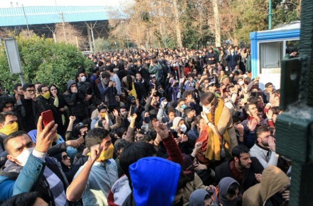Iran says 13 killed in nationwide protests