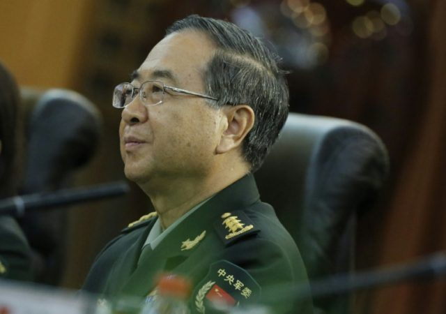 Ex-Chinese military official prosecuted for graft