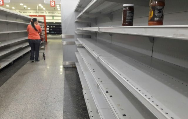 Falling oil prices, political unrest, and corruption have decimated Venezuela's economy, leading to chronic food and medicine shortages
