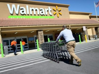 Report: Walmart to End Sale of 'All Lives Matter' Merchandise