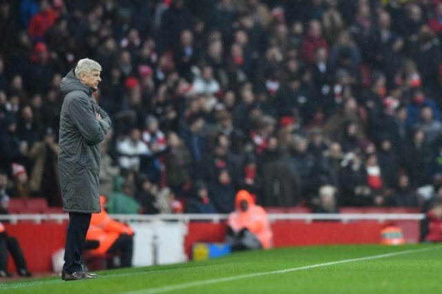 Wenger hopes end of Sanchez saga will lift Arsenal