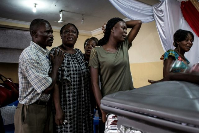Natural disaster, illness and political unrest came together at the turn of the year to take a tragic toll in Kinshasa, at great expense to grieving families