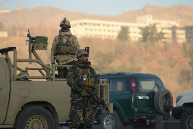 At least five people have died in an attack on Kabul's Intercontinental Hotel when gunmen began firing at guests and staff