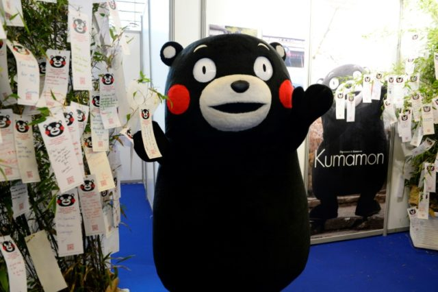Kumamon is one of Japan's best-known mascots, a pot-bellied creation used to promote a southern region and credited with generating $8.8 million for local businesses last year