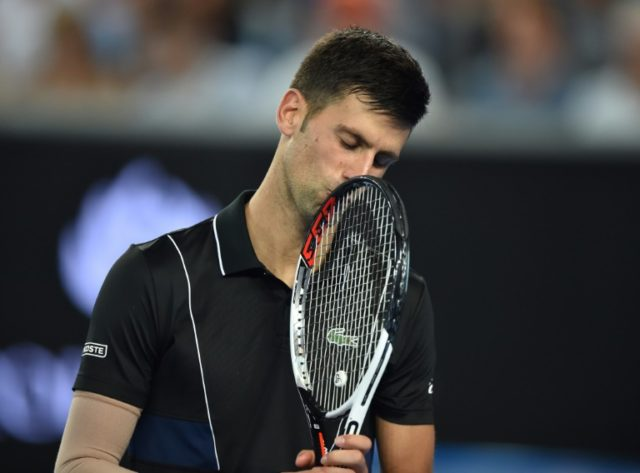 Djokovic's meditates to 'lose fear and stress'