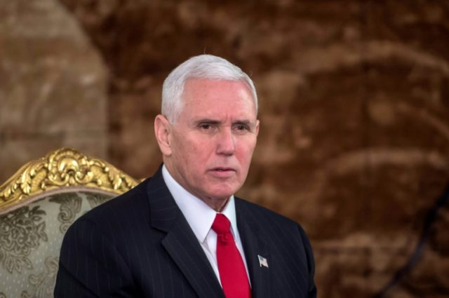Israeli Arab MPs to boycott speech by 'messianic' Pence