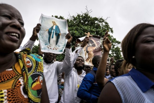 Catholics took part in a demonstration against President Joseph Kabila on December 31 in Kinshasa but it descended into a bloody crackdown by the authorities