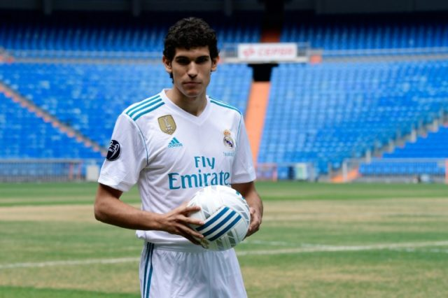 Real Madrid's Vallejo out for up to six weeks