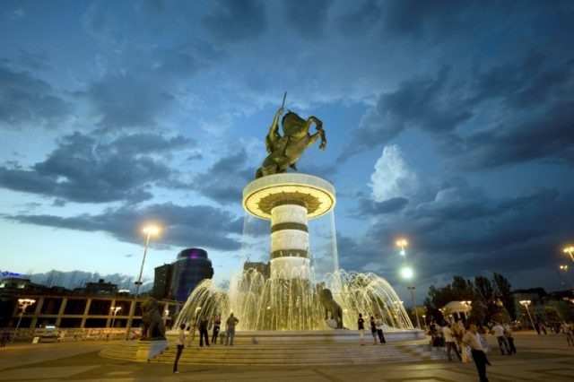 Name row pits Macedonia between patriotism and pragmatism