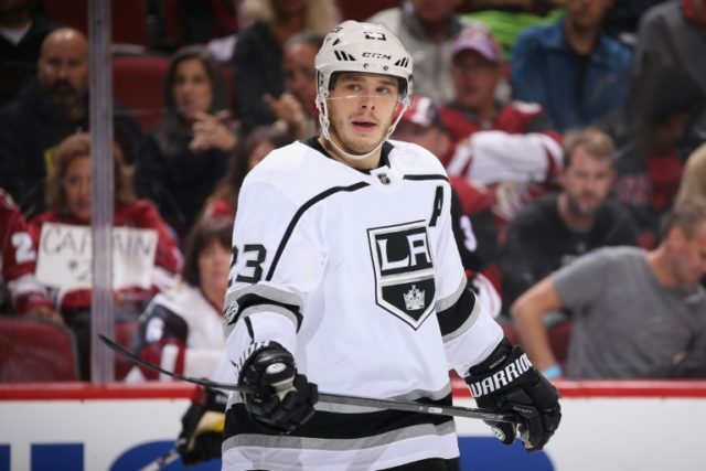 Dustin Brown of the Los Angeles Kings has a reputation of being a dirty player and for being a repeat offender