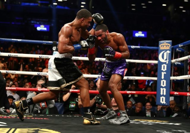 Spence dominates Peterson to retain IBF welterweight title