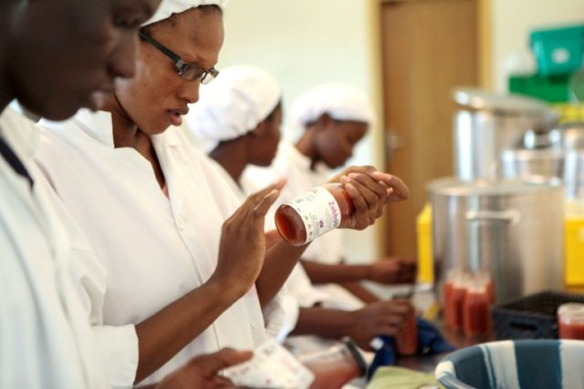 A start up in Mali is making juices out locally sourced products from the African savannah