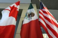 Talks to modernize NAFTA were originally scheduled to wrap up by the end of 2017. But the US, Canada and Mexico have agreed to continue negotiating until March