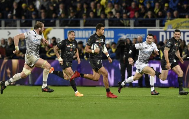 Clermont beat Ospreys to reach Champions Cup quarters