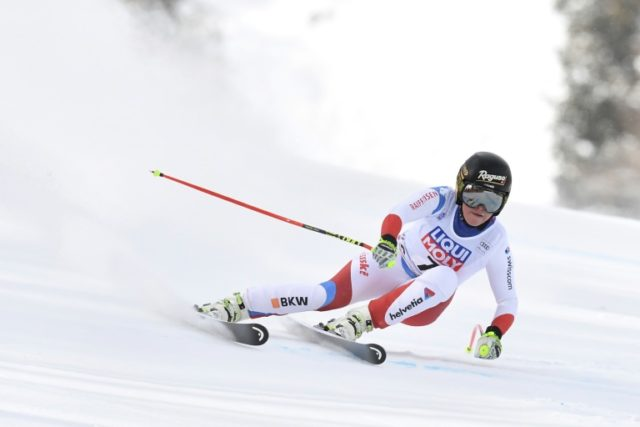 Alpine skiing: Gut back to winning as Olympics loom