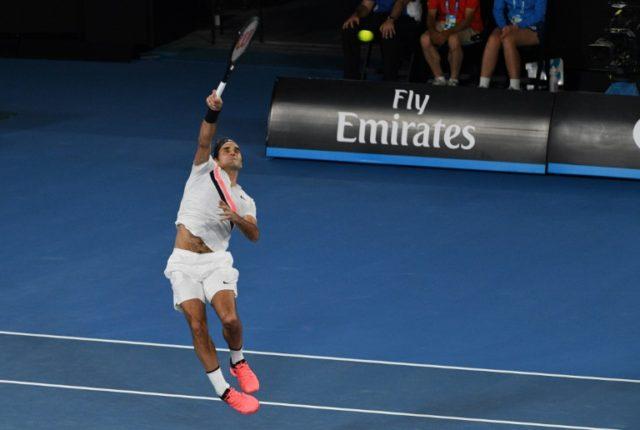 Federer aims for 14th Aussie quarter-final