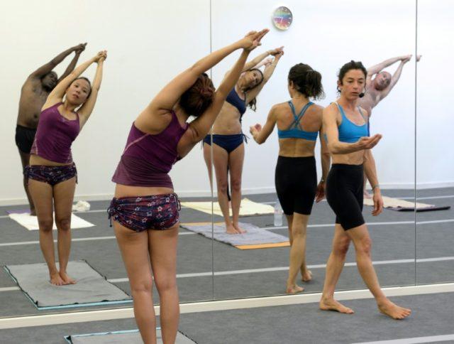 Hot air? Study finds bikram no healthier than other yoga