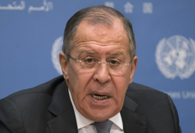 Russian FM says West's 'Russiaphobia' worse than during Cold War