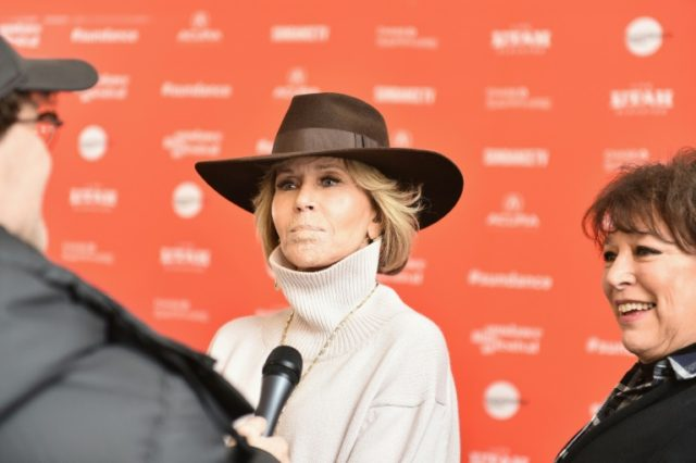 Jane Fonda: from 'vacuous' bombshell to leading activist