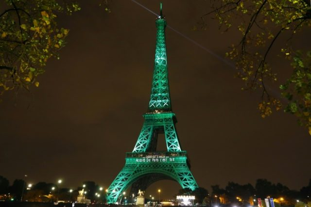 France has been a world leader in fighting global warming but missed it 2016 greenhouse gas emissions target