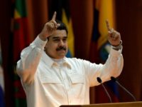President Nicolas Maduro's government dismisses EU sanctions against top Venezuelan officials