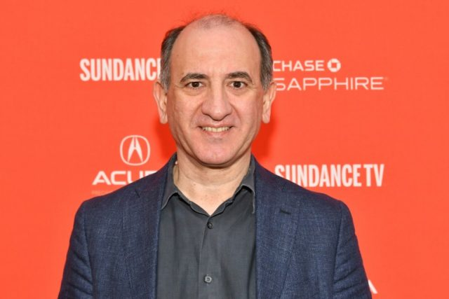 Armando Iannucci: I'd never target beyond-satire Trump